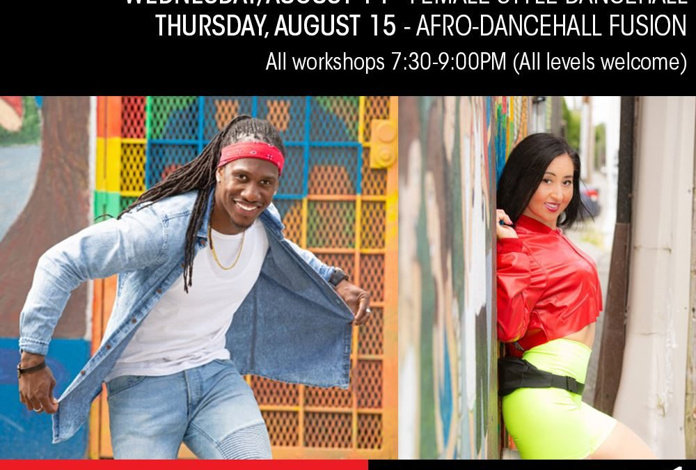 Dancehall Workshops: Ketch Di Vybz