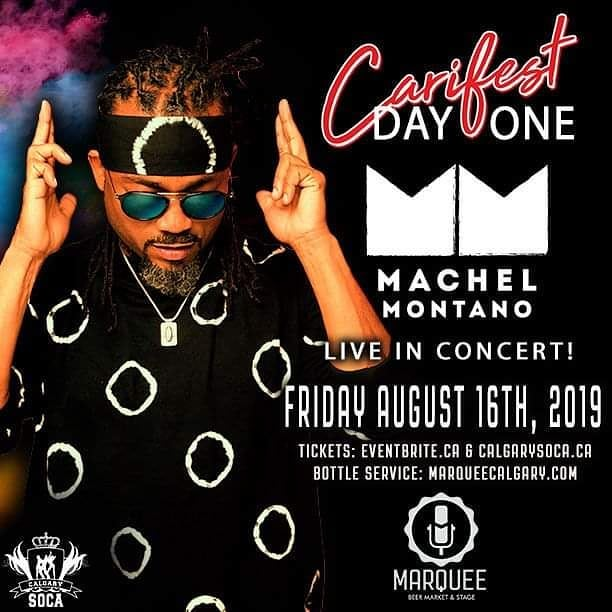 Carifest Day One ft. Machel Montano