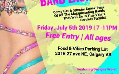 Carifest Band Launch 2019