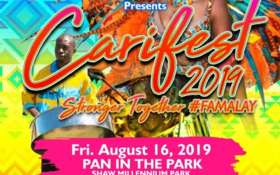 Get Ready for Carifest 2019